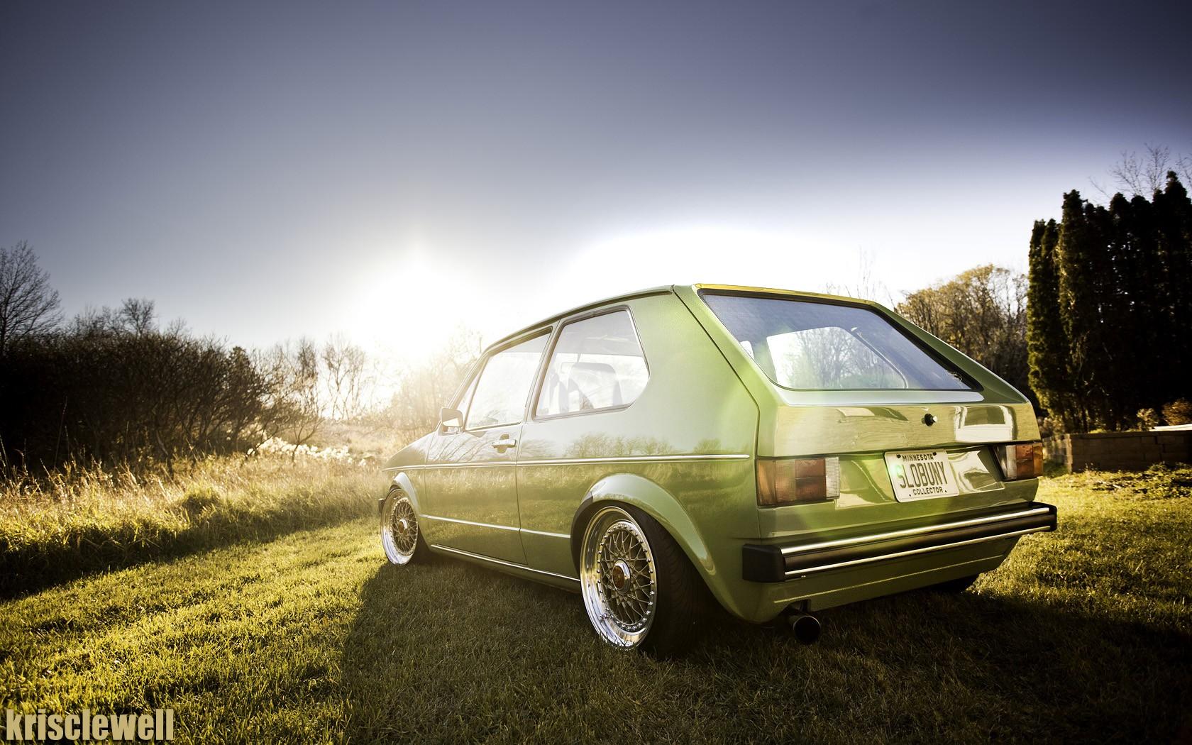 Volkswagen Golf Mk1 Wallpaper and Background Image 1680x1050 1680x1050