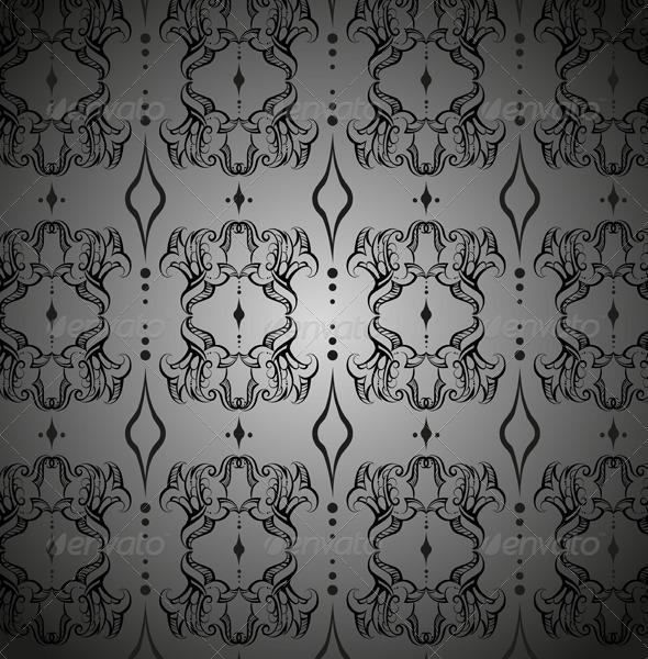 wallpaper pattern 6116915 stock vector decorative patterns renaissance 590x600