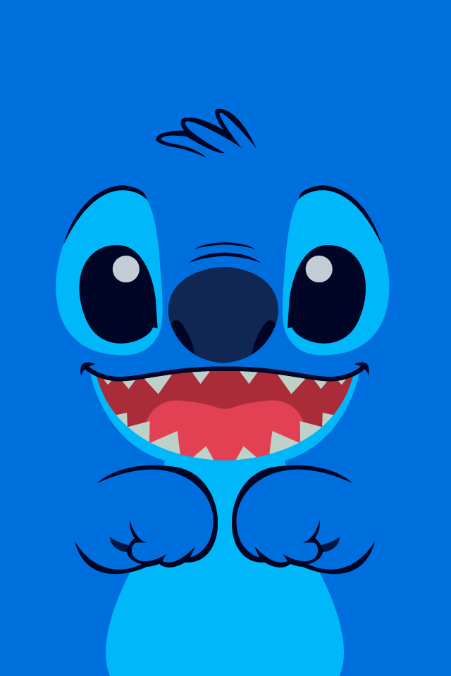 Cute Disney Stitch 640x960