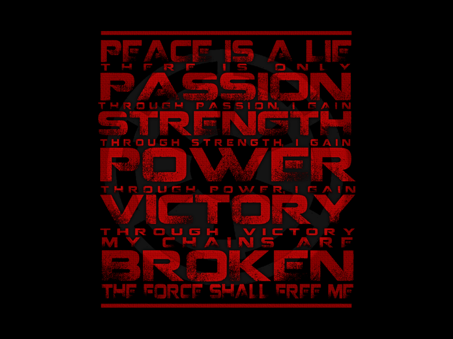 Free Download Star Wars Wallpapers With Sith Code The Art Mad Wallpapers 900x675 For Your Desktop Mobile Tablet Explore 49 Jedi Code Wallpaper Star Wars Jedi Wallpaper Hd Jedi