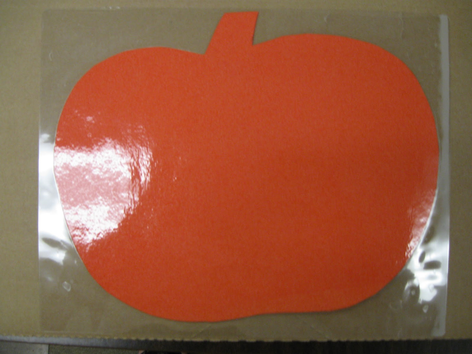 our craft was a laminated paper pumpkin that they can 1600x1200