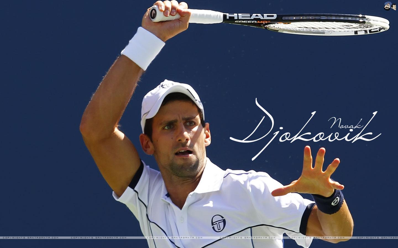 Novak Djokovic   Novak Djokovic Wallpaper 28708367 1440x900