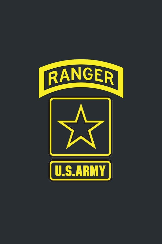 for iPhoneStreet Rangers Rangers Wallpapers Army Rangers Us Army 640x960