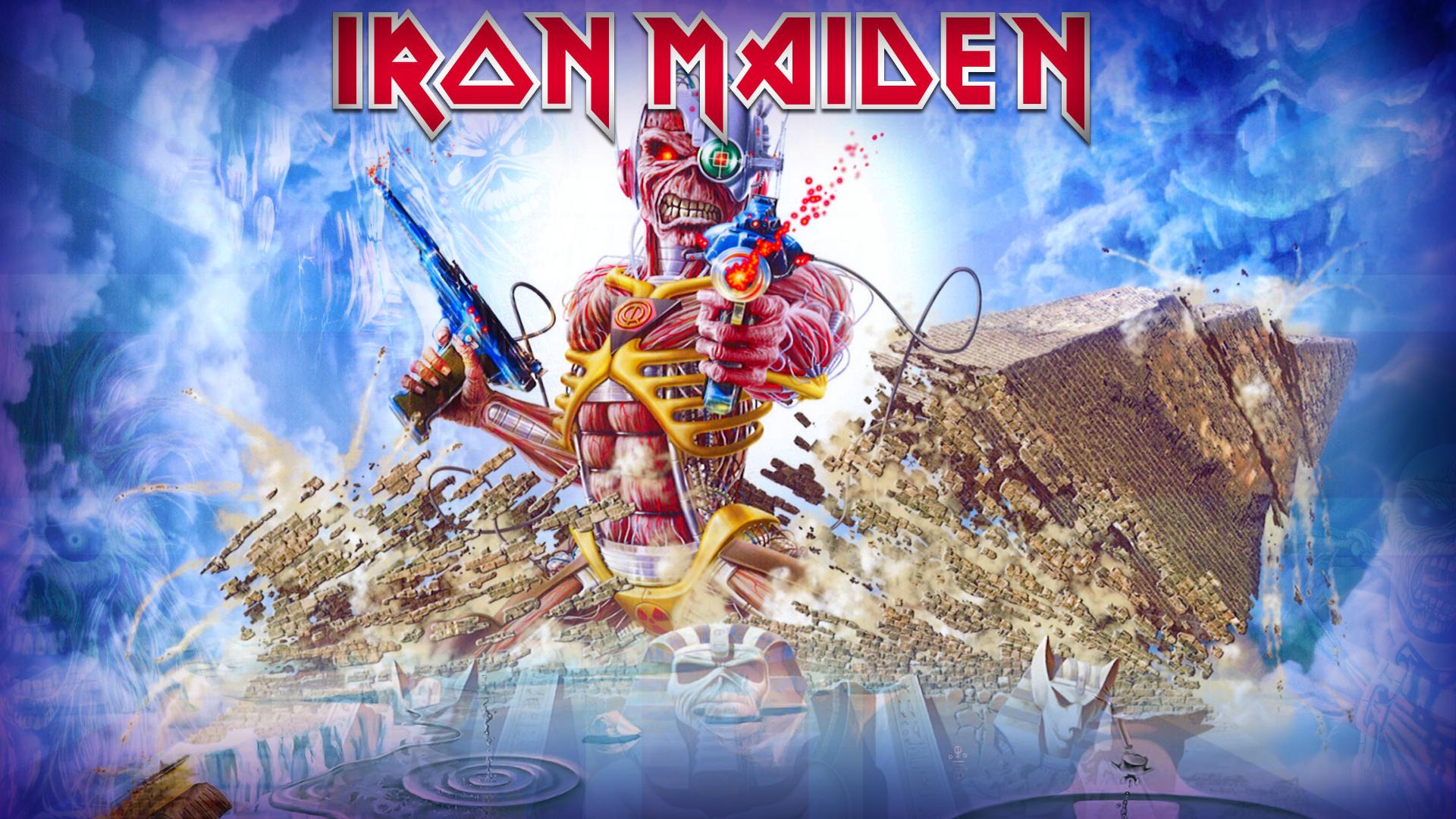 Iron Maiden Wallpapers 1920x1080