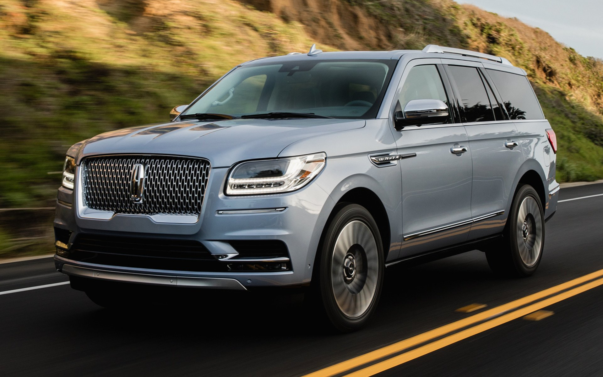 2018 Lincoln Navigator   Wallpapers and HD Images Car Pixel 1920x1200