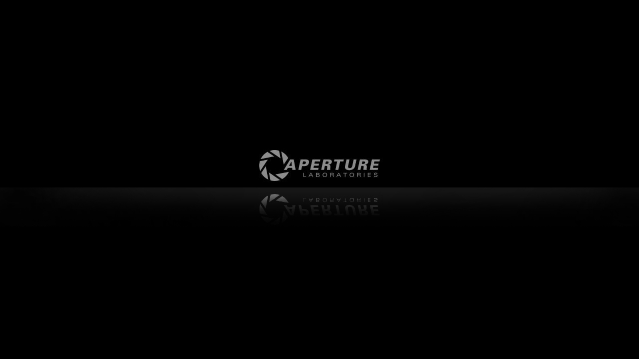portal cake aperture laboratories HD Wallpaper   Games 206705 1280x720