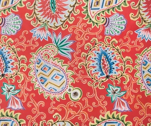 Clarence House Primavera pattern love Pinterest 511x424