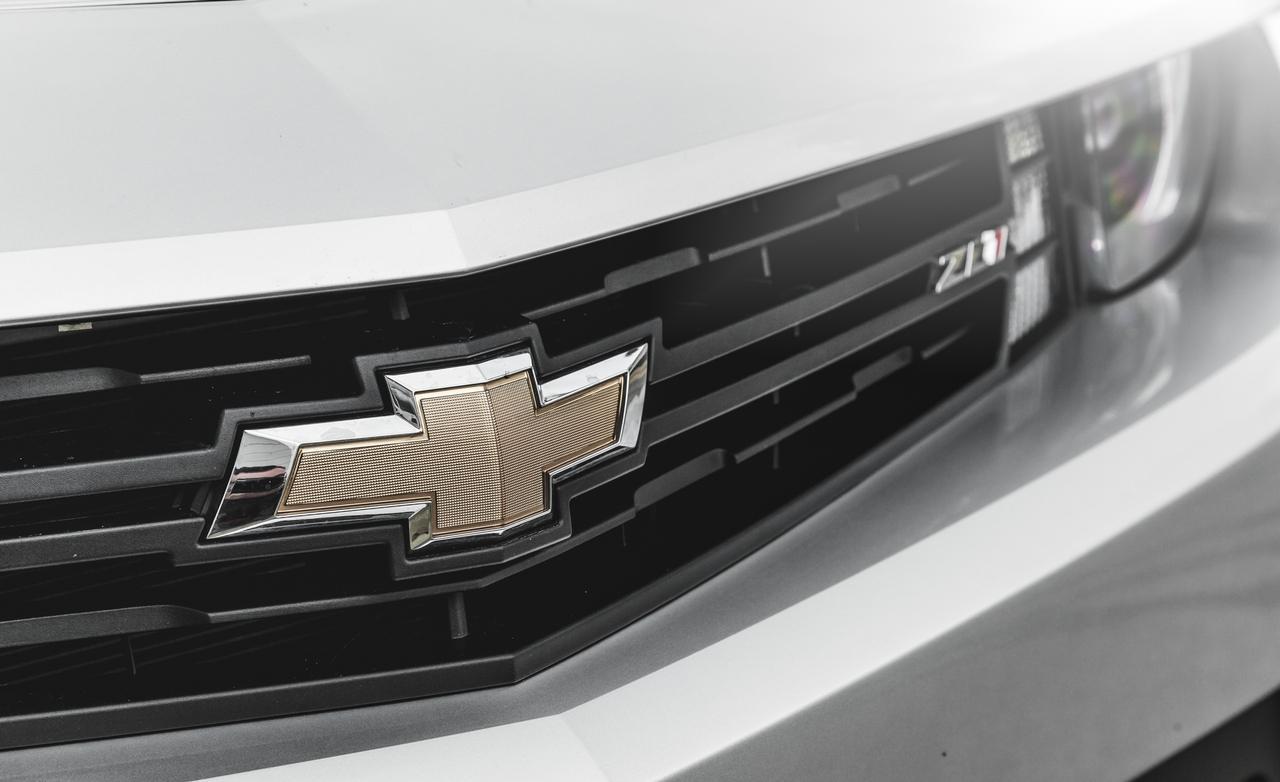 2015 Chevrolet Camaro ZL1 coupe 1280x782