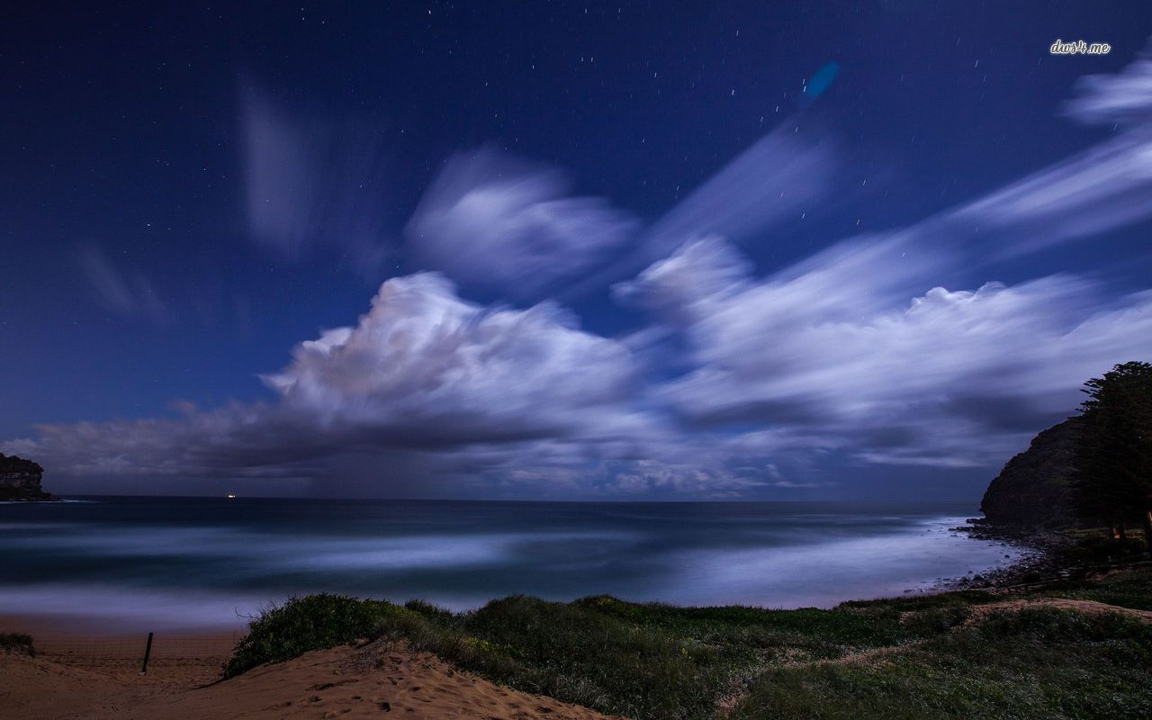 Dynamic clouds wallpaper   Nature wallpapers   22710 1280x800
