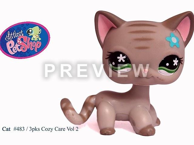littlest pet shop cutie cat   1366 768 Wallpaper 640x480