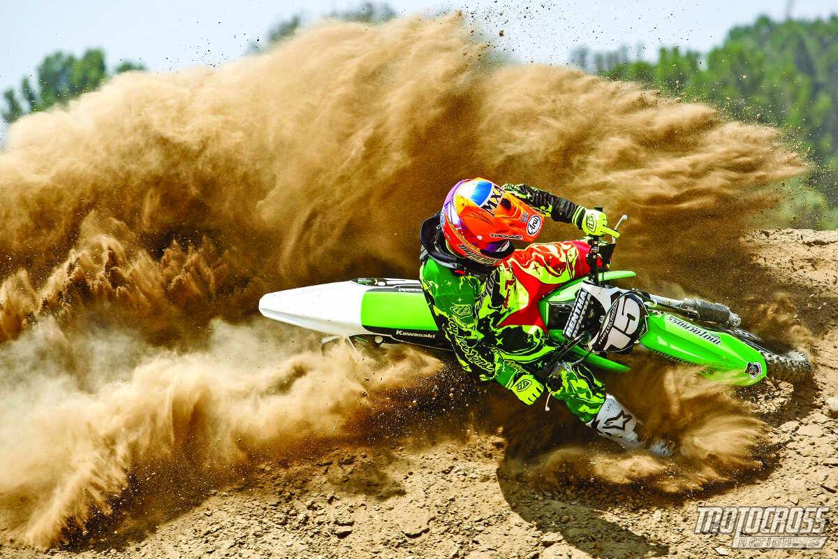 Motocross Action Magazine MXAS 2015 KAWASAKI KX250F MOTOCROSS 1200x800
