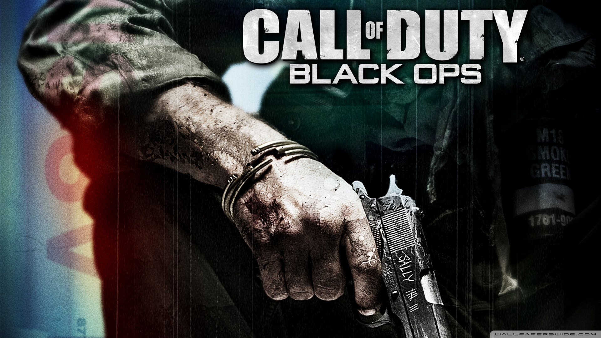 Free Download Call Of Duty Black Ops Hd Wallpapers 1920x1080 For
