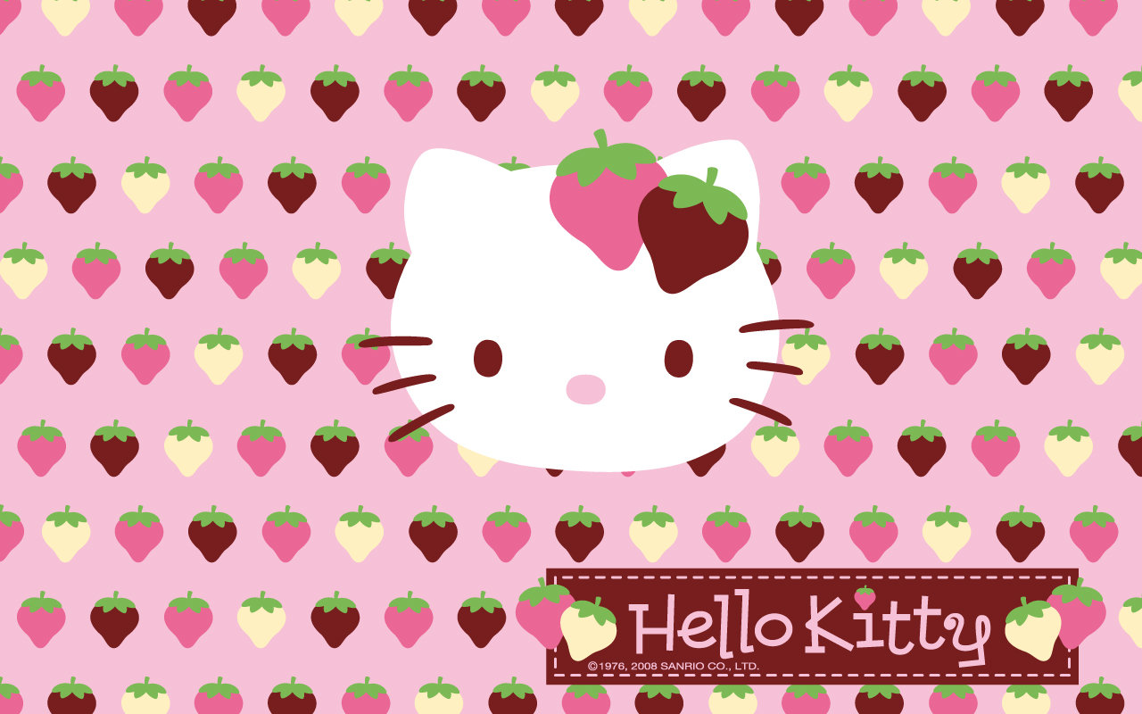 download Hello Kitty Wallpapers Desktop Best HD Desktop 1280x800