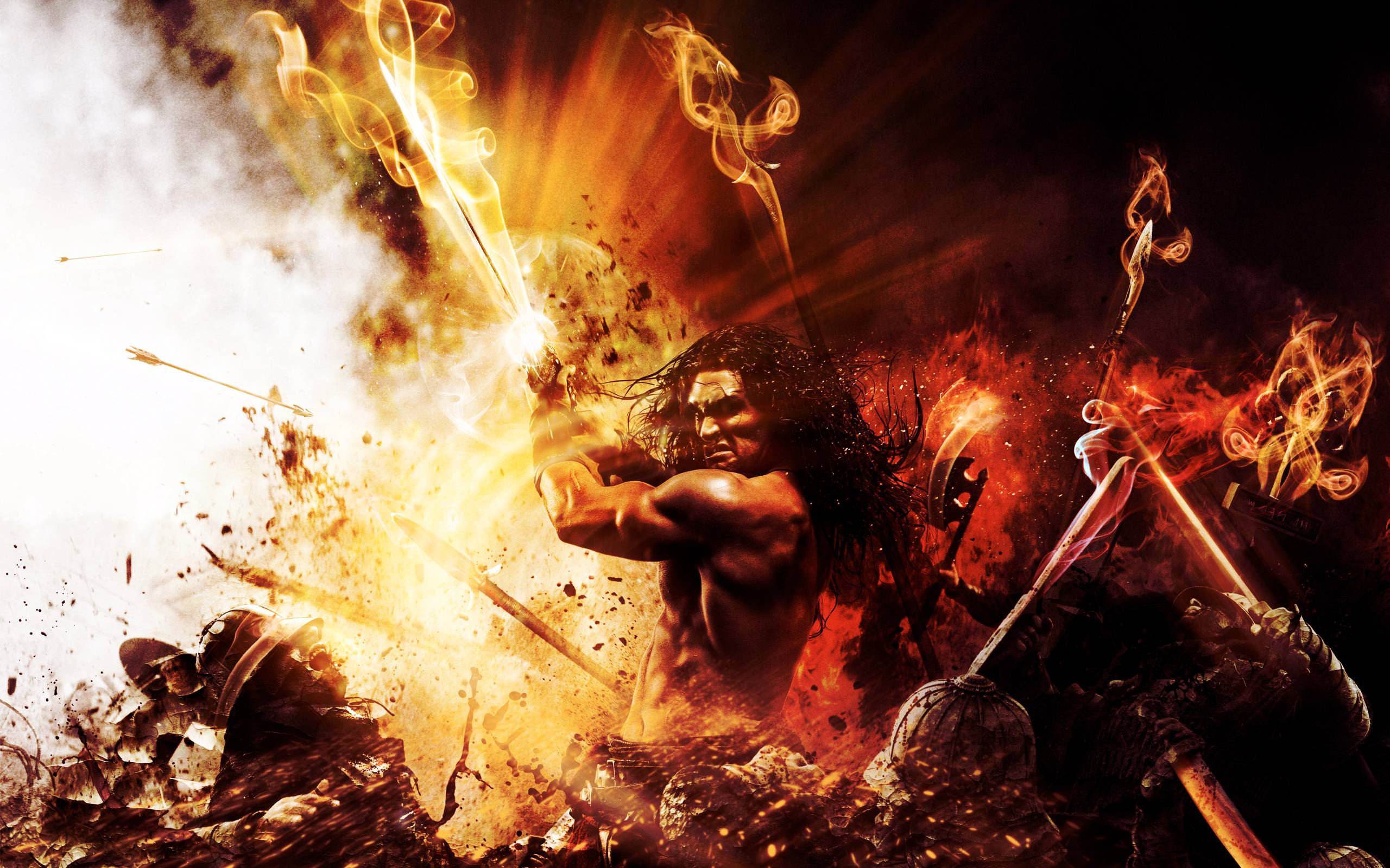 Conan The Barbarian Wallpapers 2560x1600