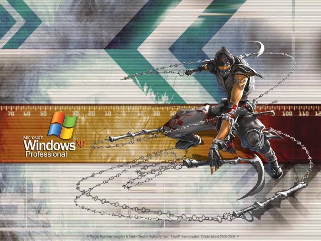 Windows Ninja Wallpaper WallpaperSafari