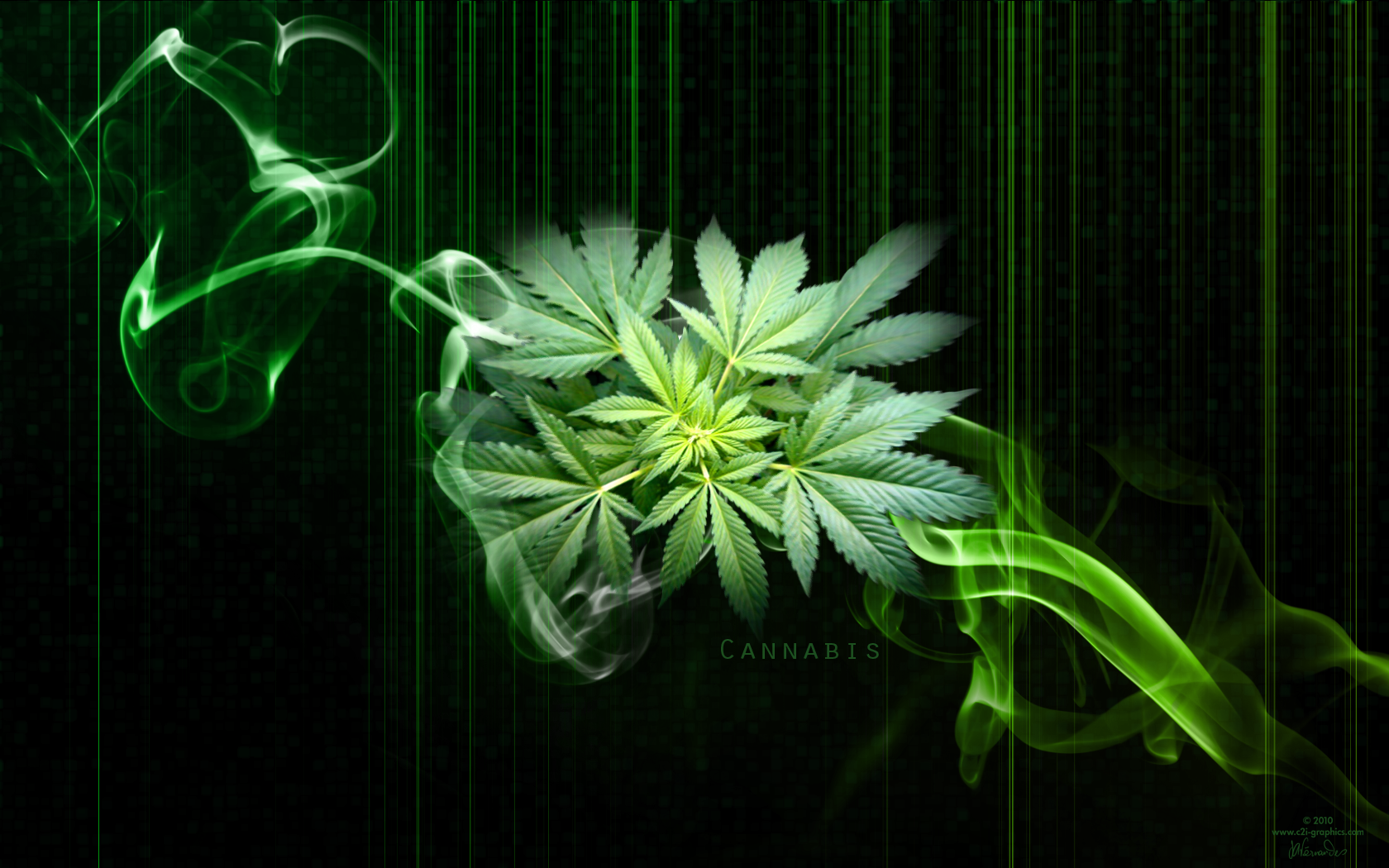 Wallpapers Weed Descargar 1680x1050