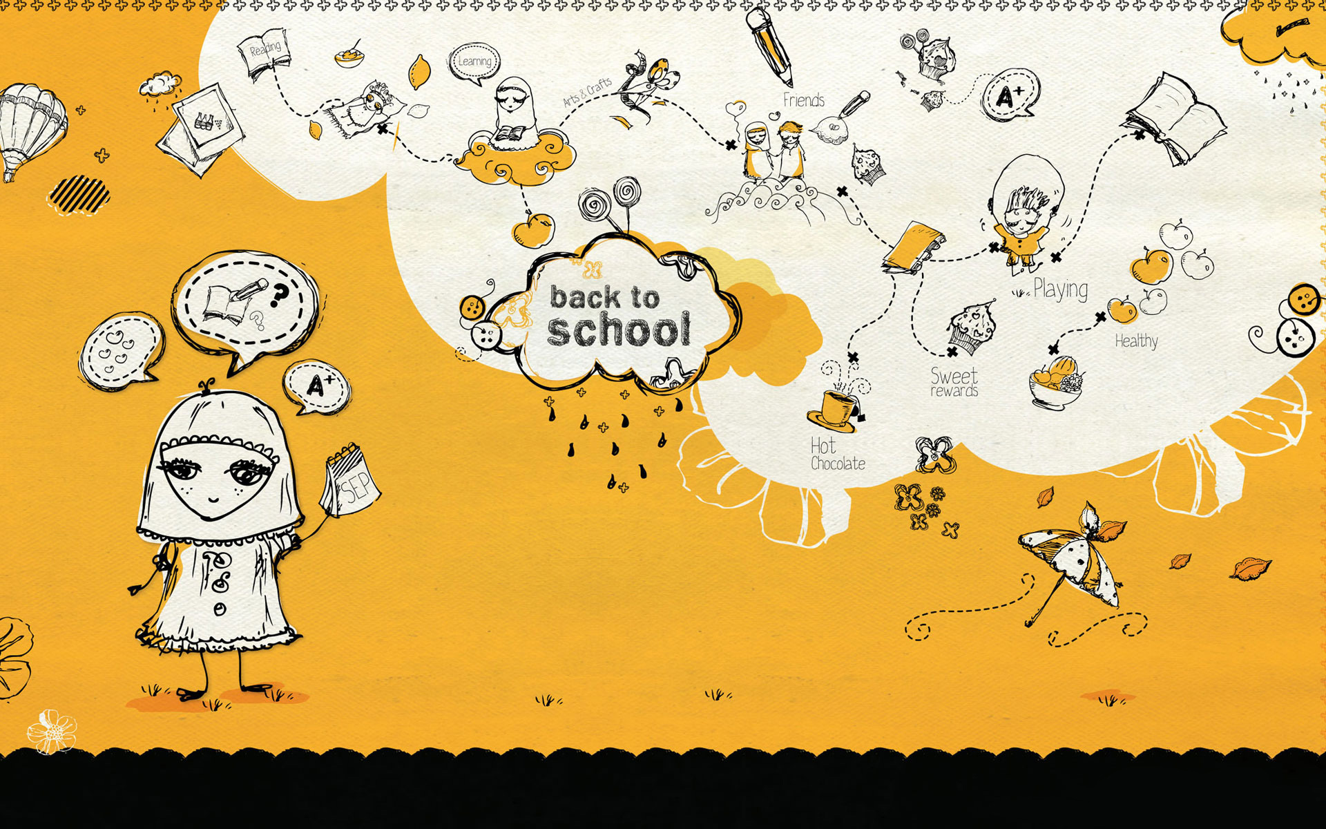 Back to School Exclusive HD Wallpapers 5206 1920x1200