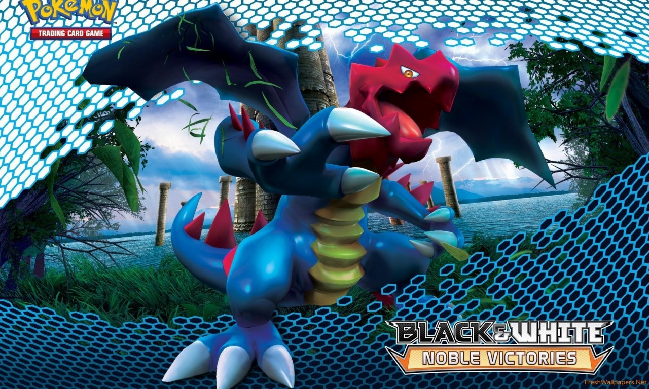 Druddigon   Pokemon wallpapers Freshwallpapers 1280x768