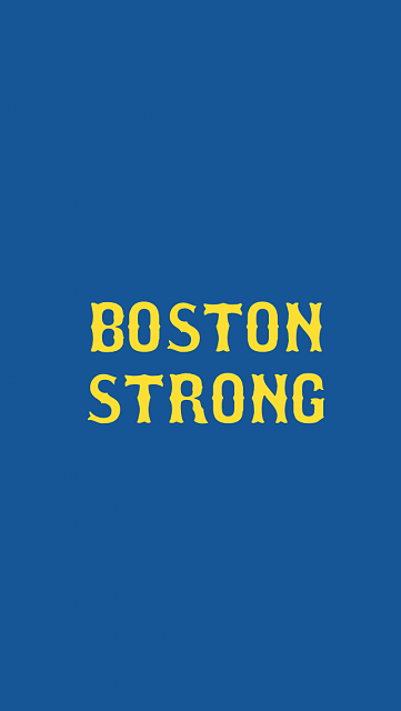 Boston Strong Retina Wallpapers boston strong iphone5png 361x640