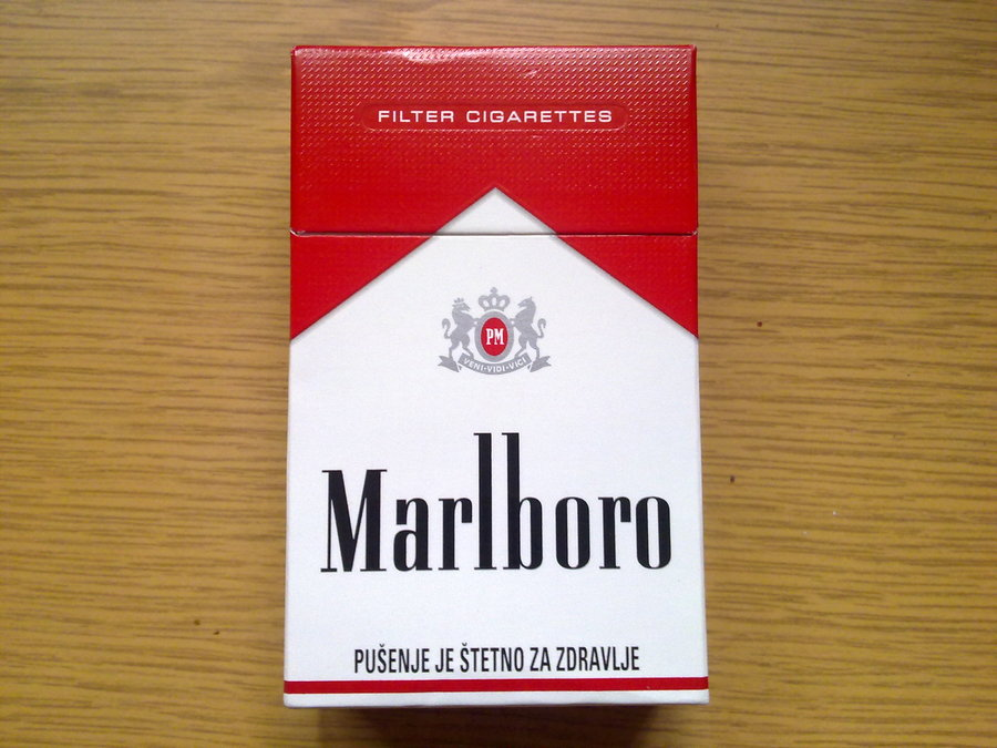 Marlboro Red Wallpaper Marlboro red by nixxp 900x675