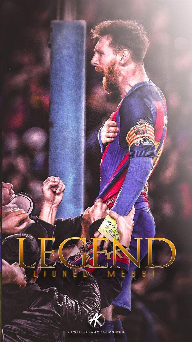 Lionel Messi 2017 Wallpapers 670x1192