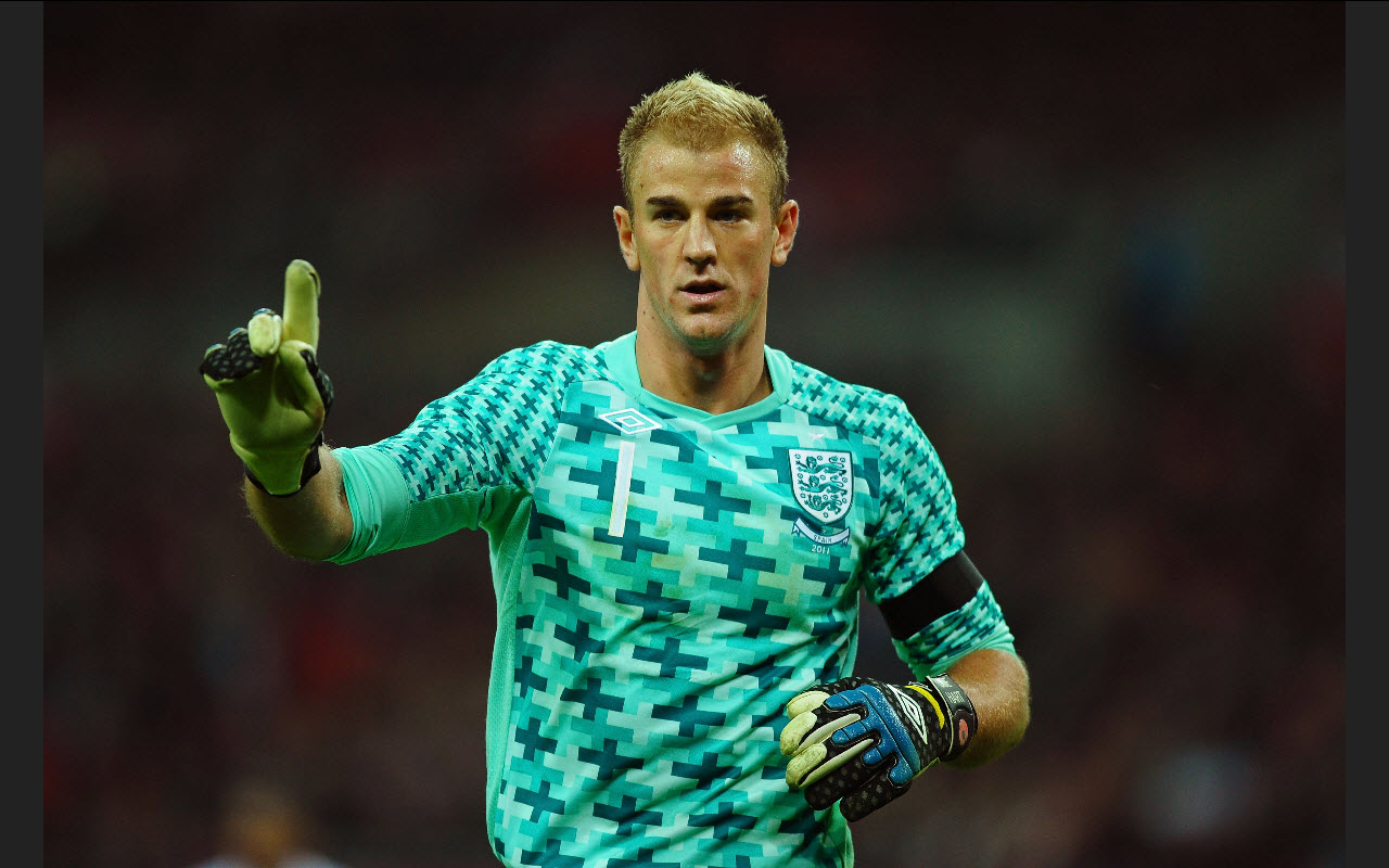 joe hart world cup 2014 england wallpaper   2014 World Cup Pictures 1280x800