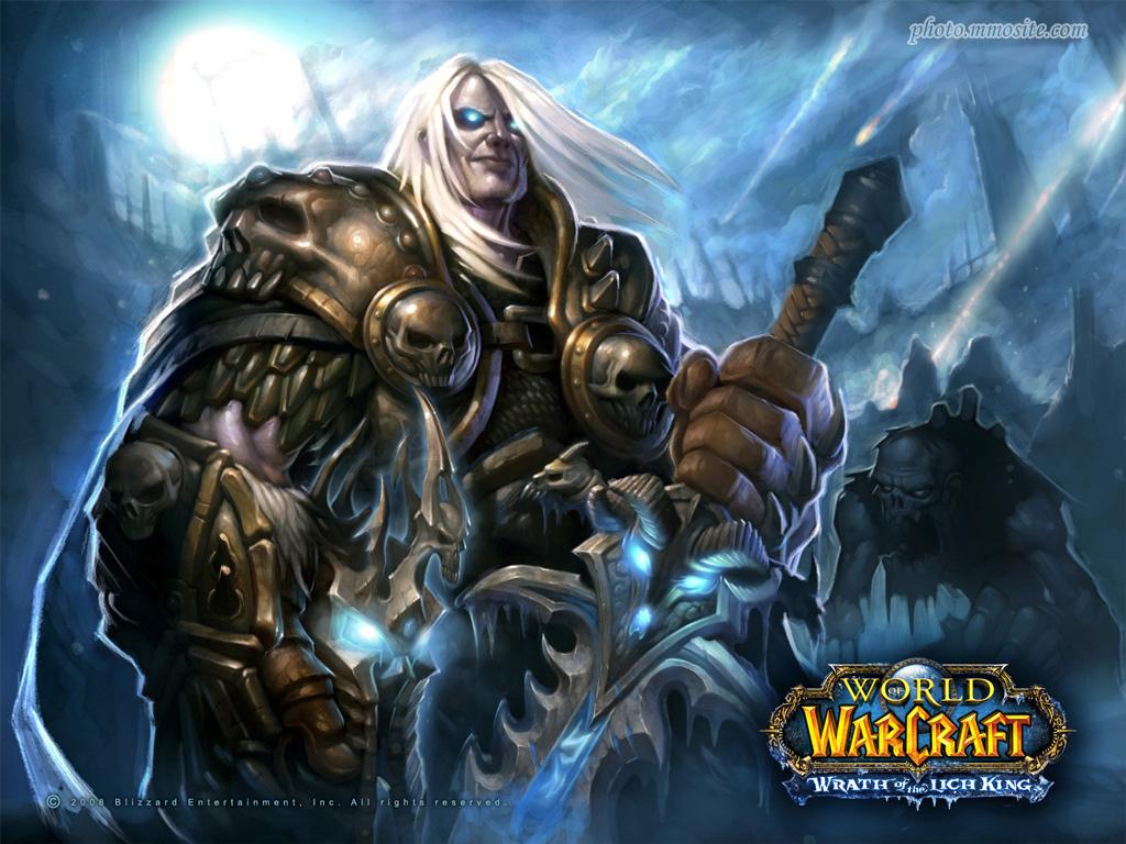 World of Warcraft reprezinta o experienta unica a unui joc MMORPG in 1024x768