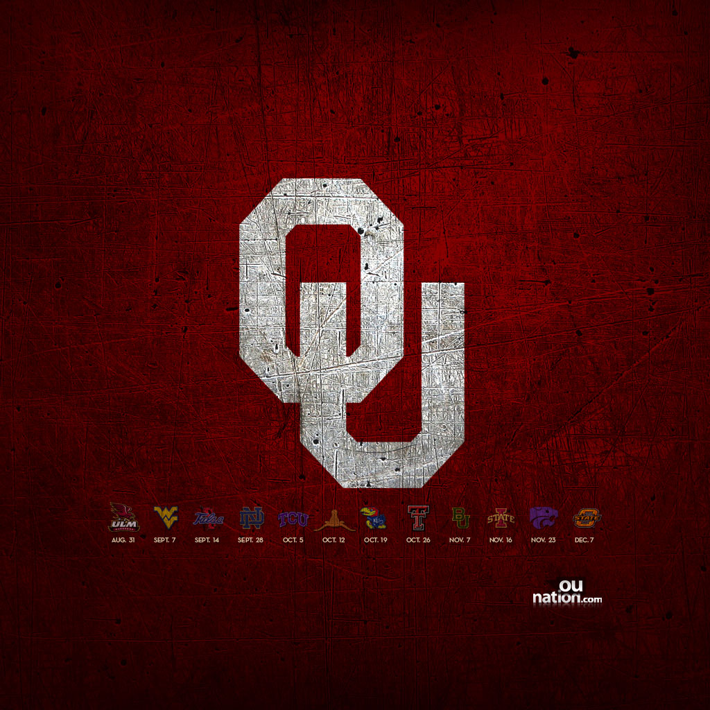 OU Wallpapers 1024x1024