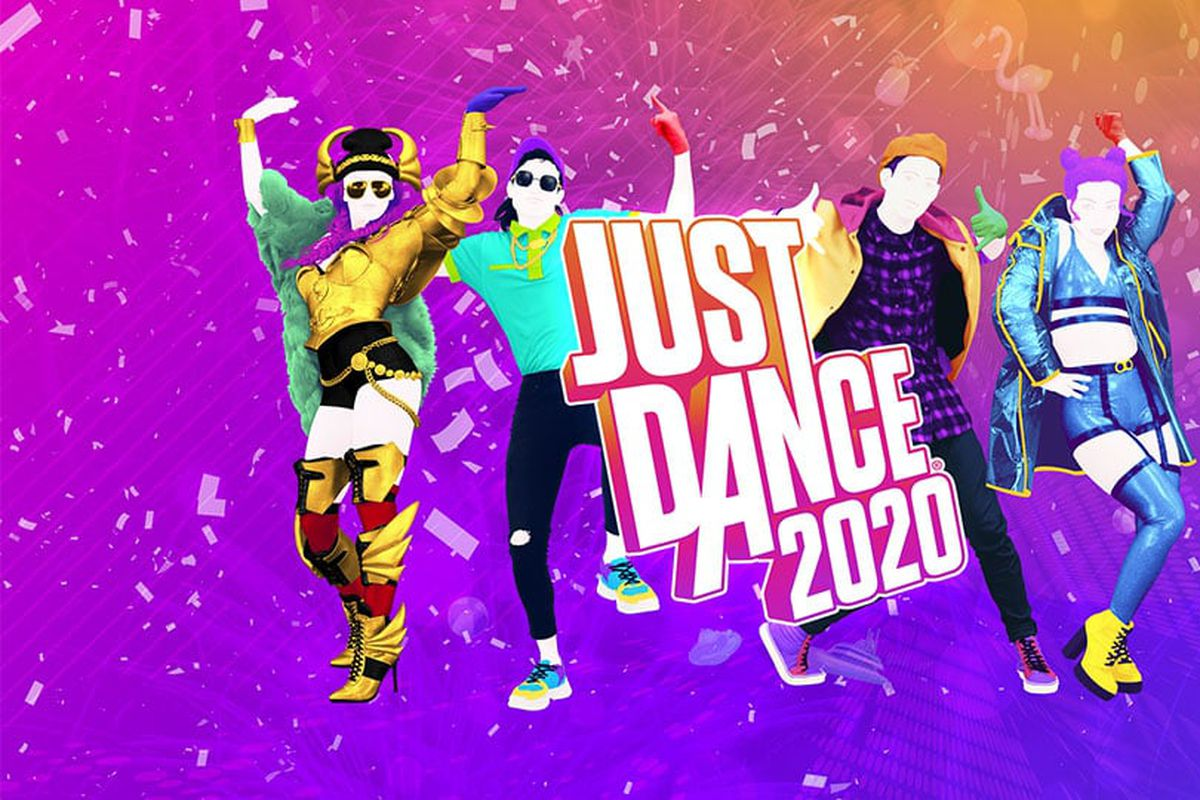 Just Dance 2020 is not coming to Wii because of its use in 1200x800