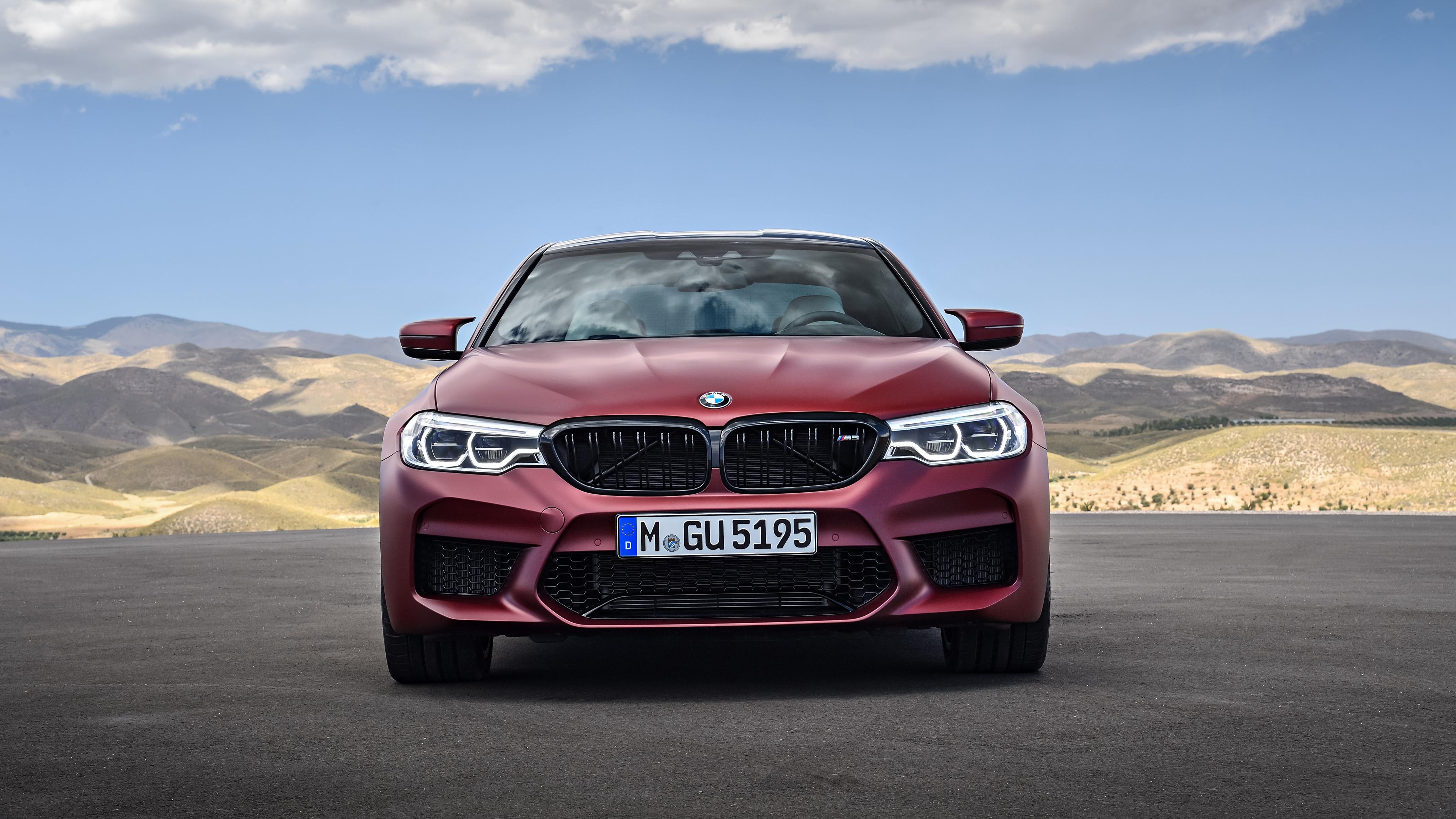 2018 BMW M5 First Edition 4K Wallpaper HD Car Wallpapers ID 8276 4096x2304