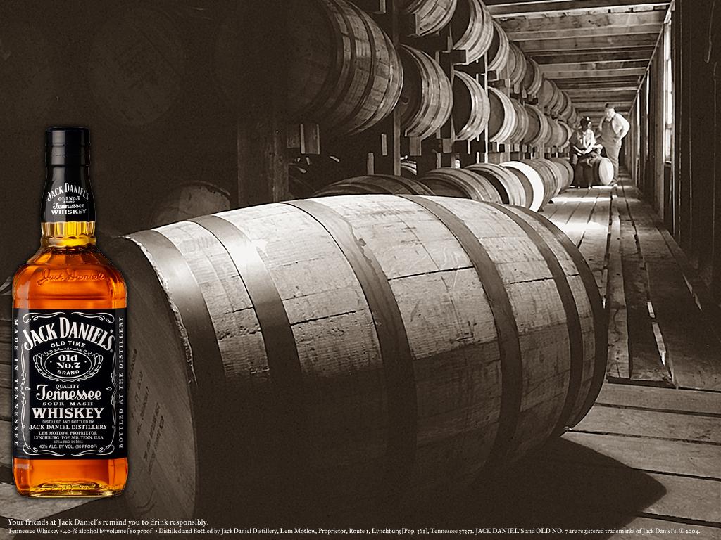 Jack Daniels HD Wallpaper Widescreen Desktop Image 1024x768