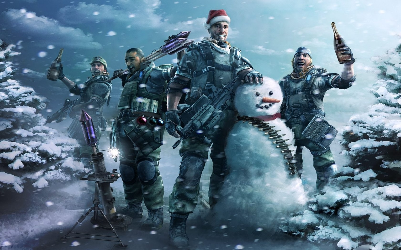 Free Download Bad Company 2 Wallpapers And Images Wallpapers