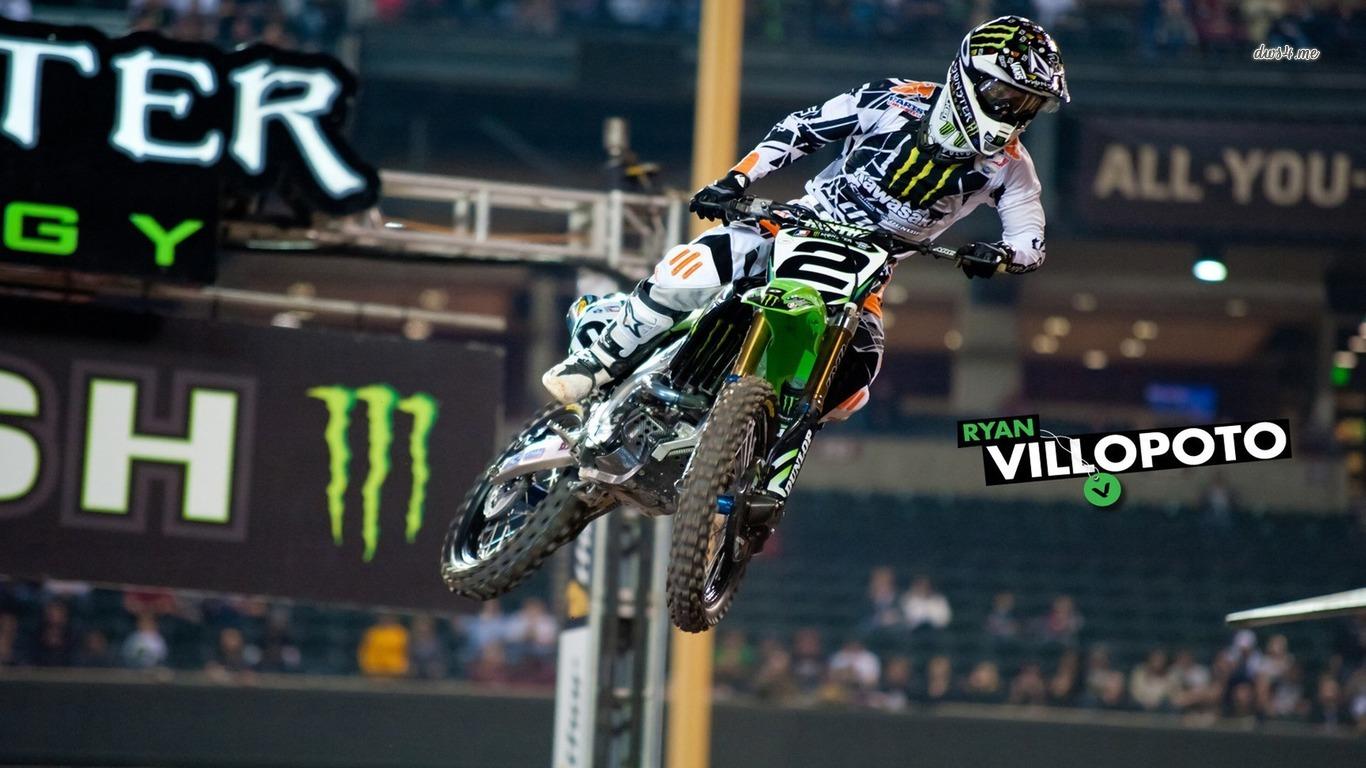 Ryan Villopoto wallpaper   Sport wallpapers   26355 1366x768