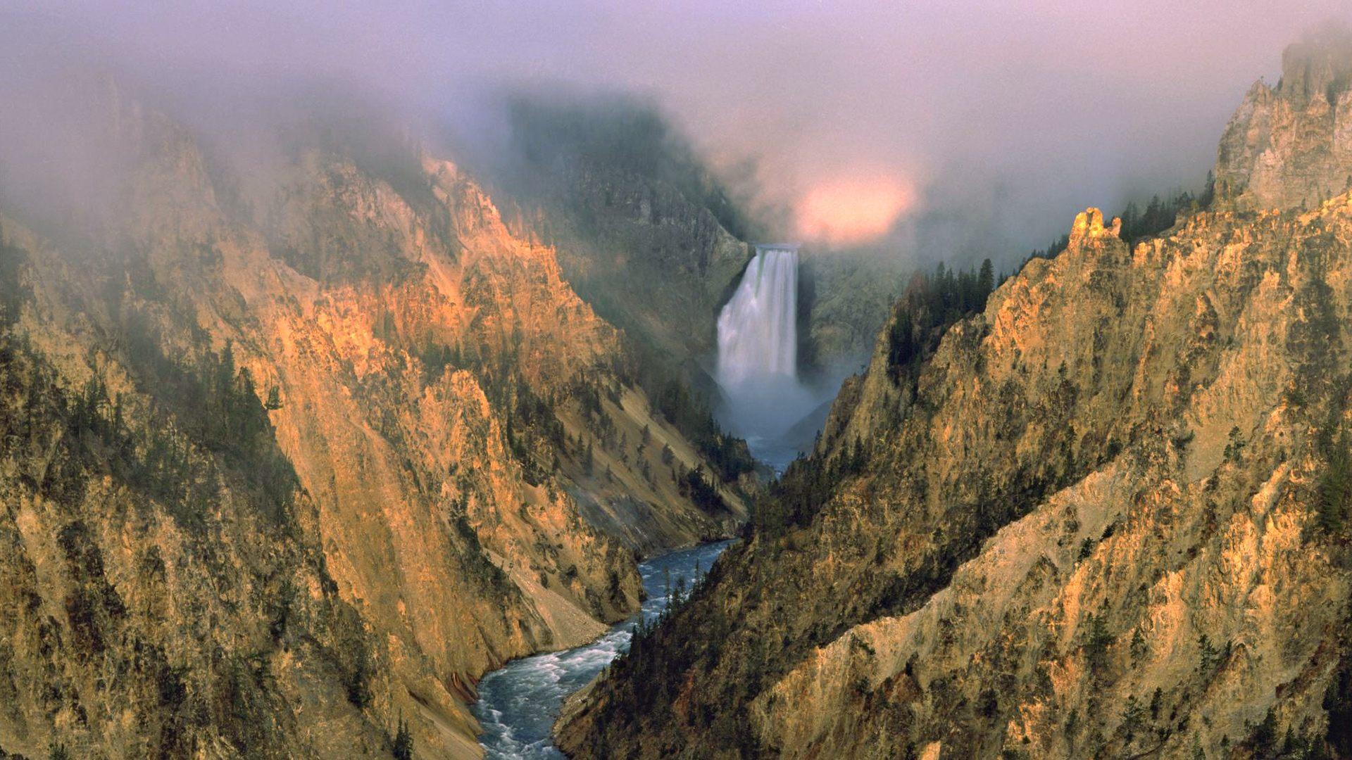 In Yellowstone National Park Hd 11334 Wallpaper Wallpaper hd 1920x1080