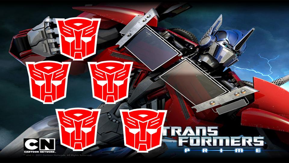 Transformers Prime Optimus PS Vita Wallpaper by Feenixfire90 on 960x544