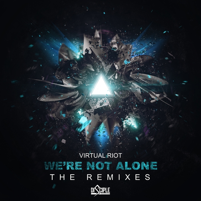 Virtual Riot Were Not Alone Foto Artis   Candydoll 700x700