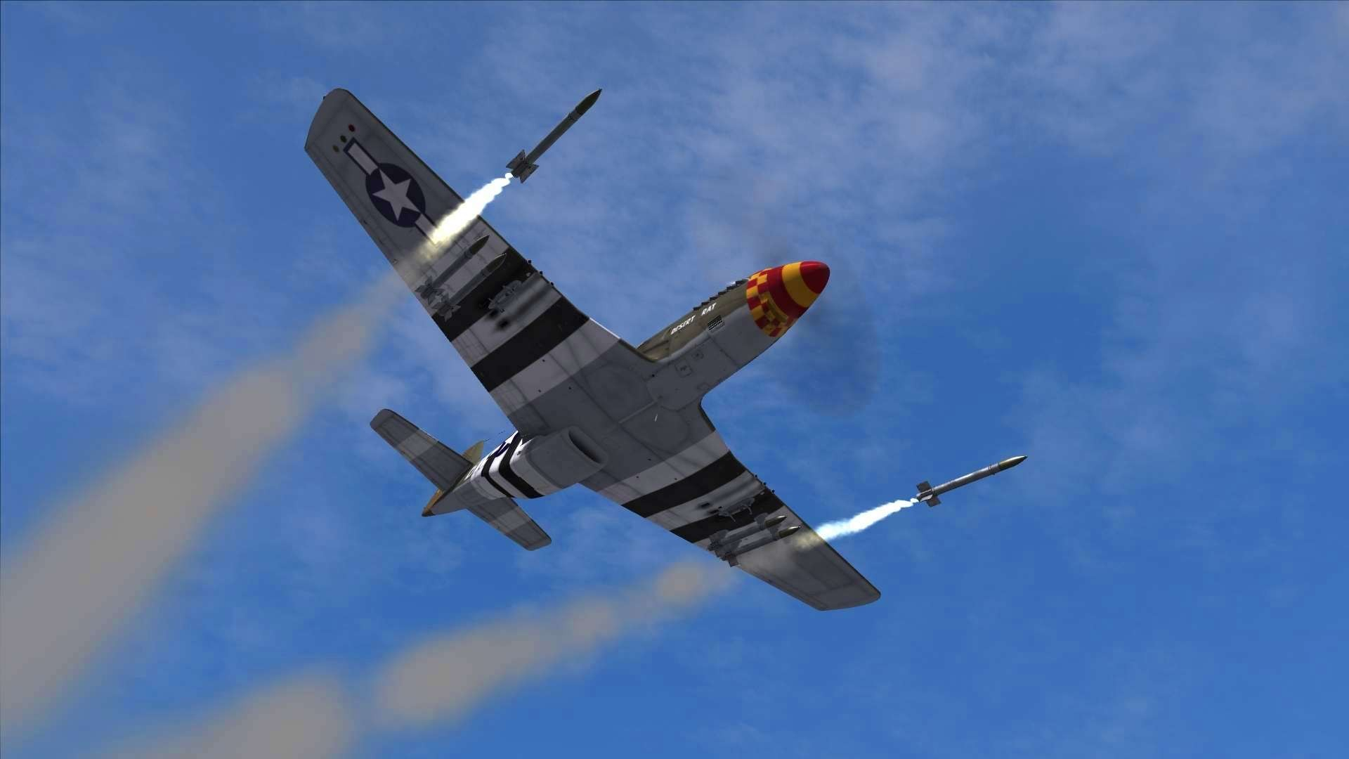 North American P 51 Mustang Computer Wallpapers Desktop Backgrounds 1920x1080