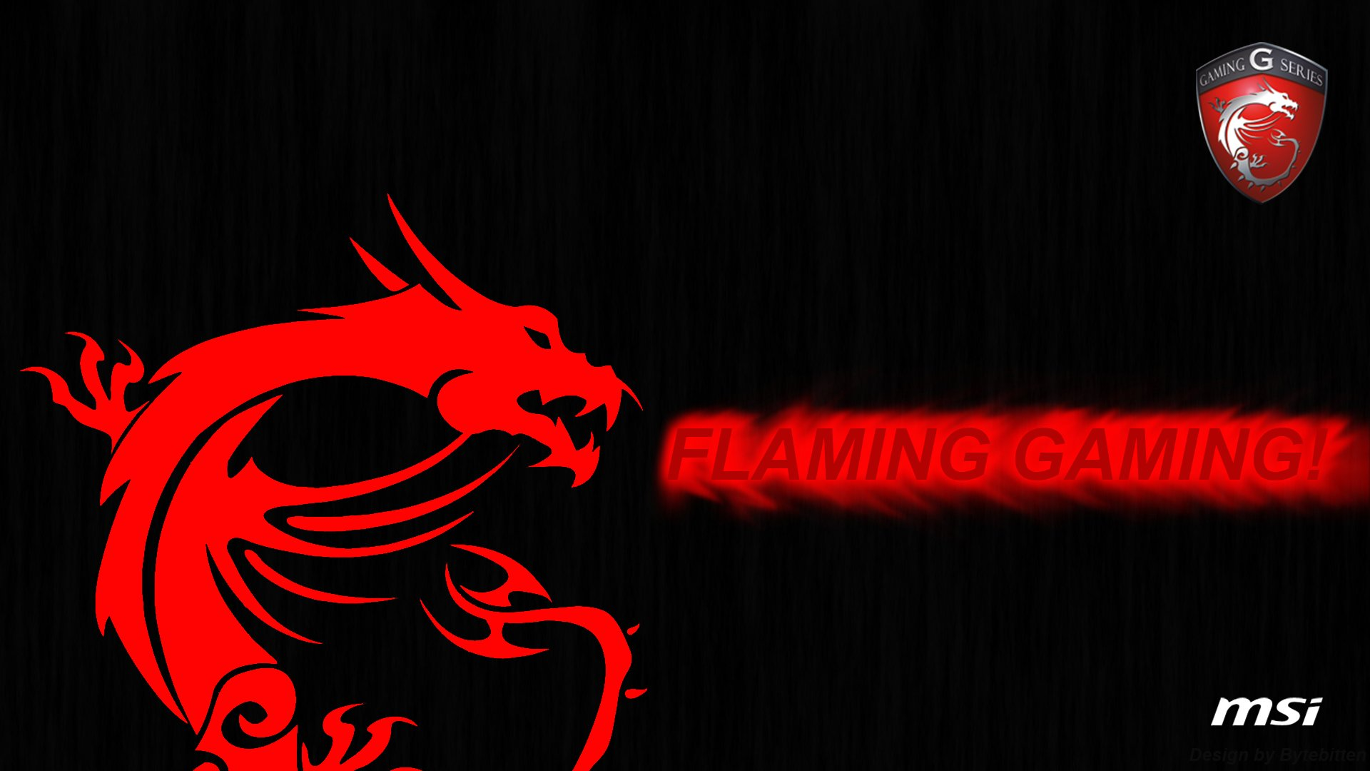 46 msi wallpaper hd 1920x1080 on wallpapersafari - Red gaming wallpaper ...