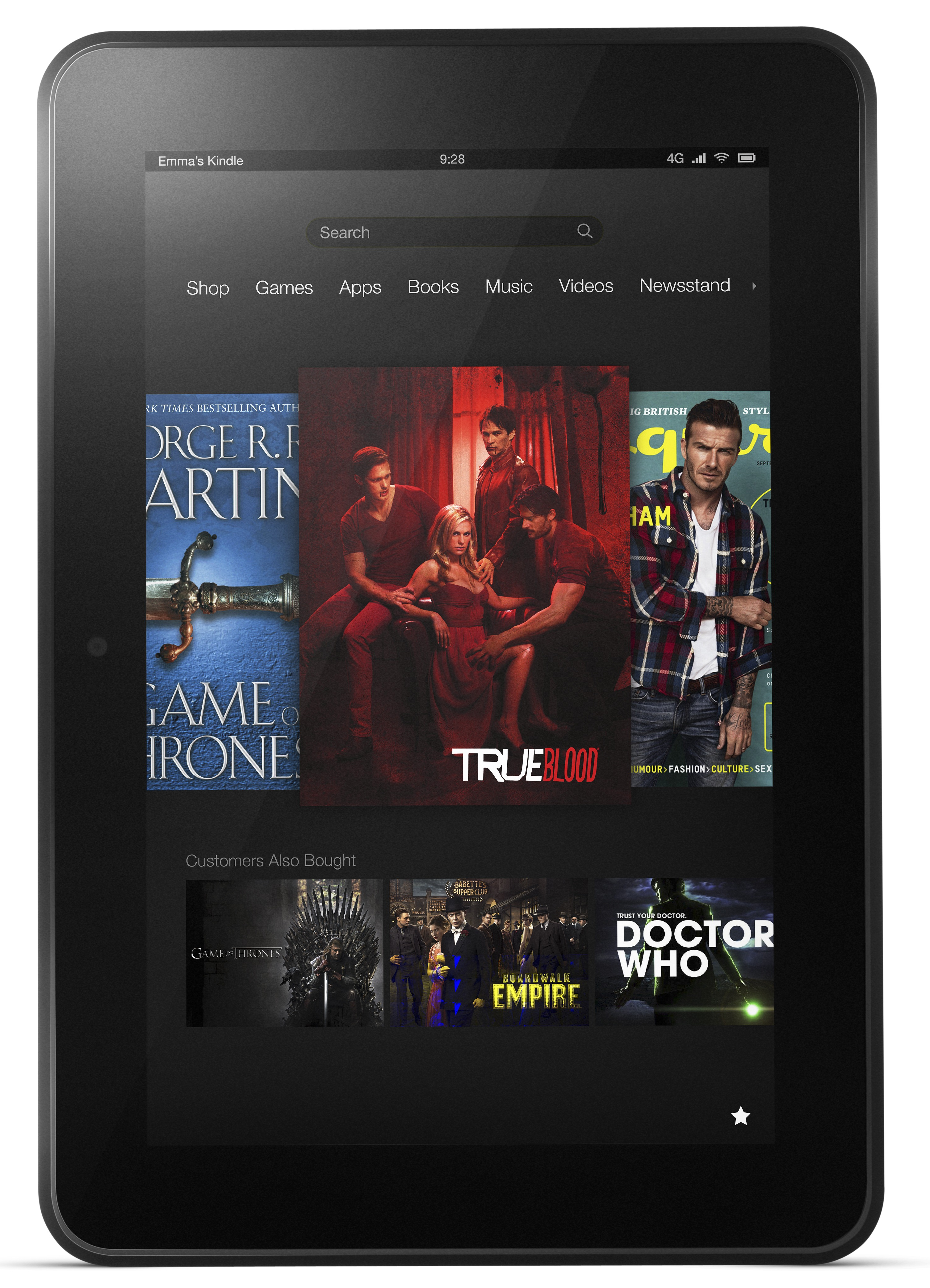 The Kindle Fire HD delivers a tablet experience many folks will love 3012x4171