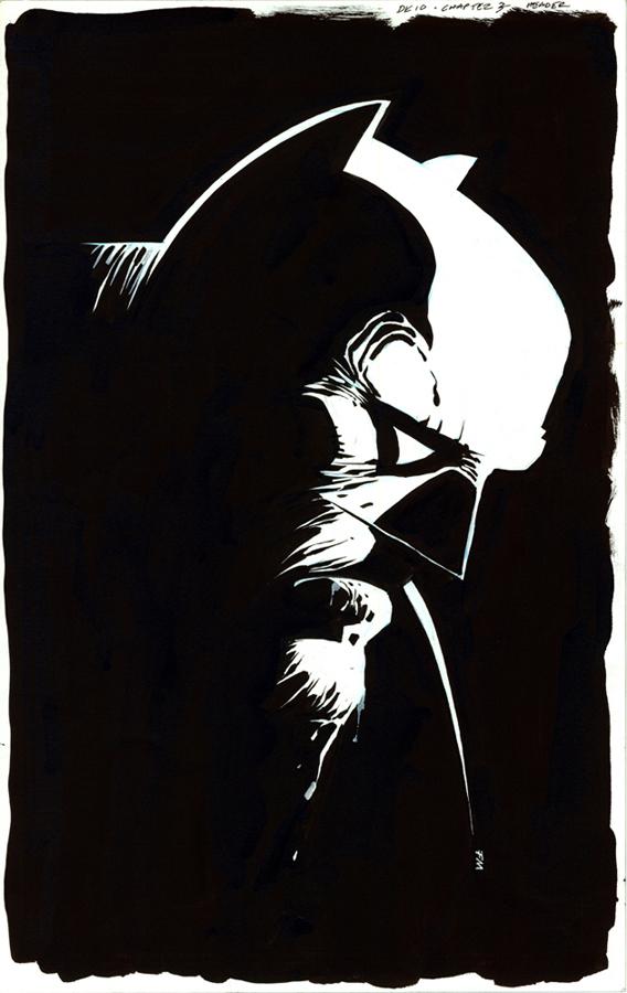 Comic Book Artist Frank Miller Abduzeedo Design Inspiration 568x900