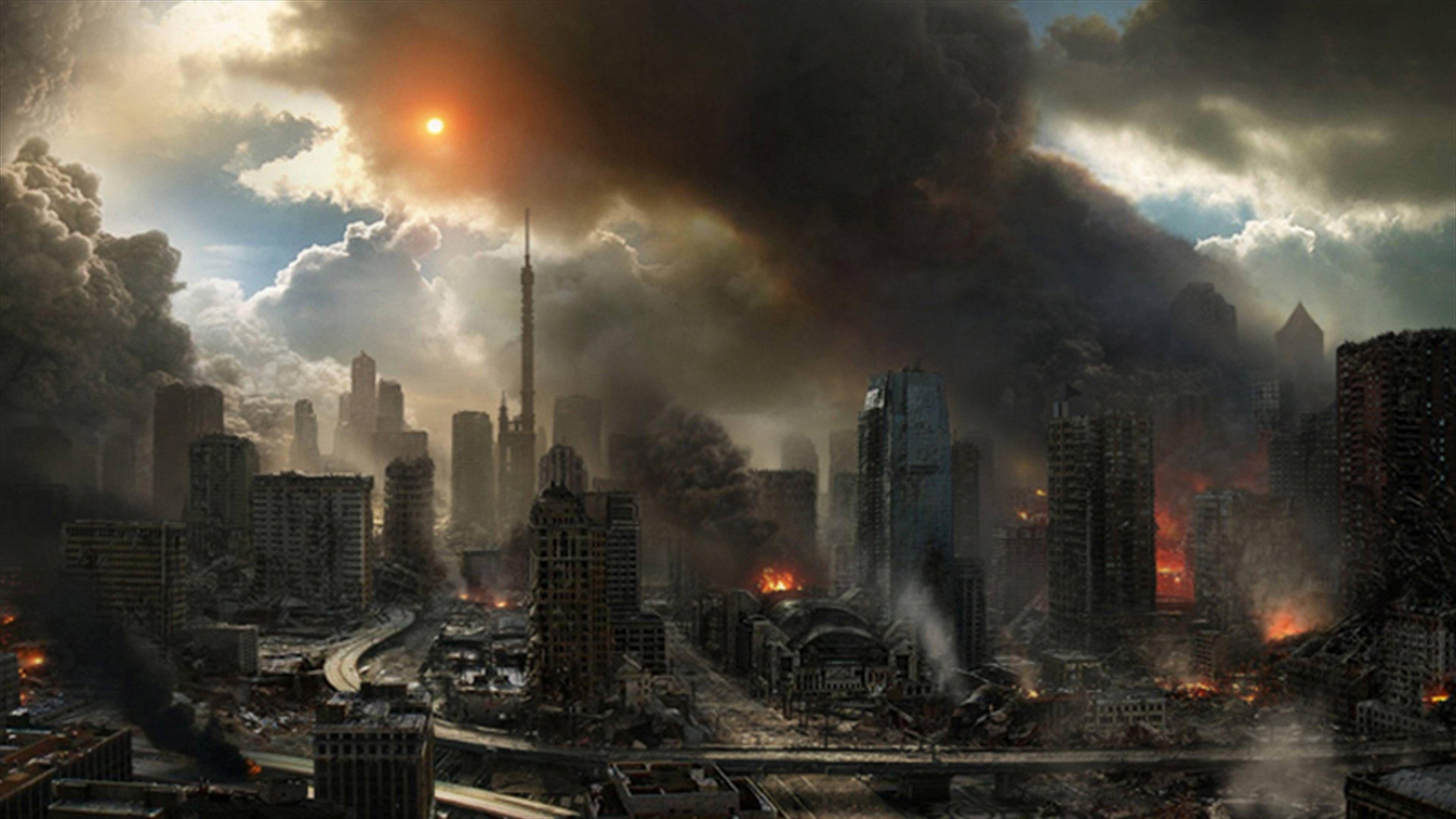 72 Apocalyptic Wallpapers Apocalyptic Backgrounds apocalyptic 3840x2160