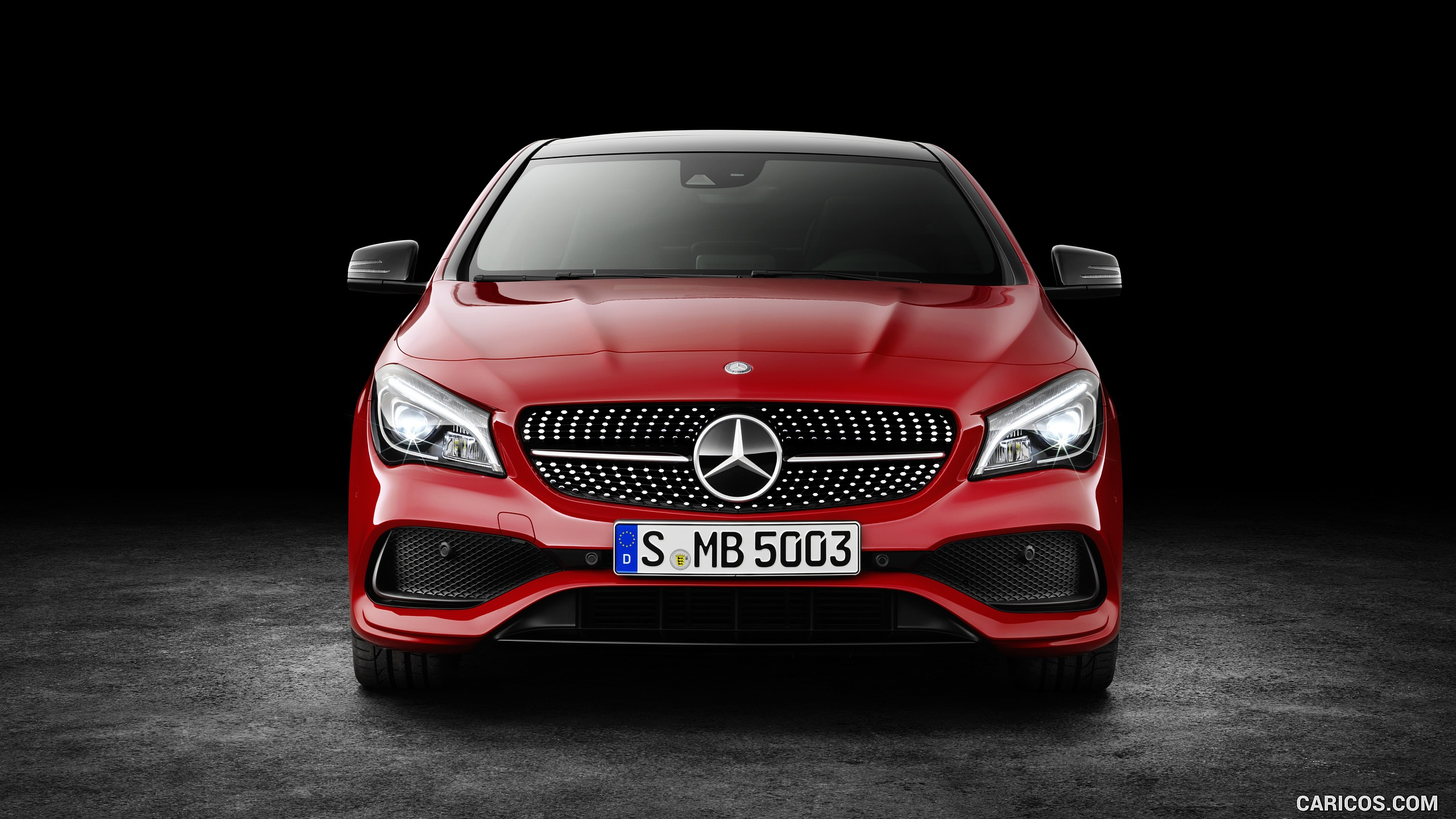 2017 Mercedes Benz CLA 200 d 4MATIC Coup Chassis C117 Color 2560x1440