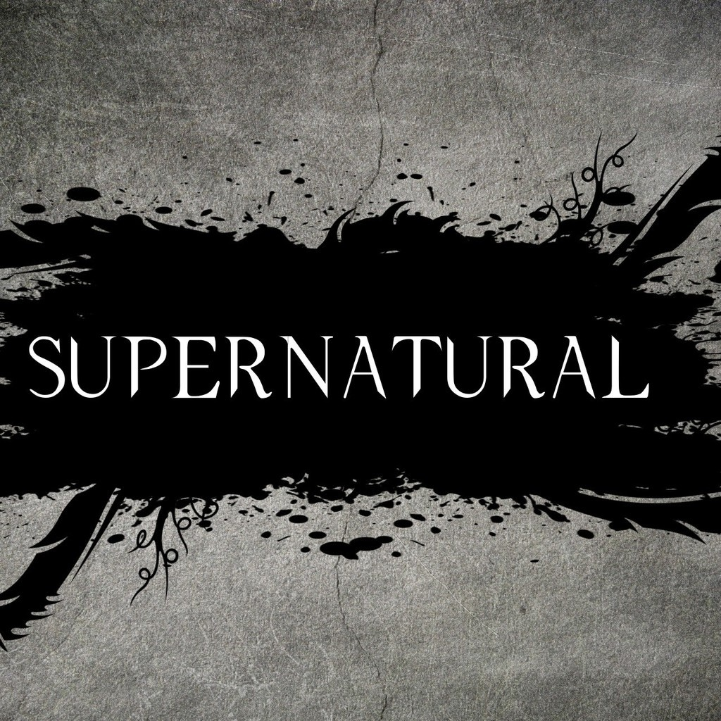 Supernatural Tv Series Logo   1024x1024   481192 1024x1024