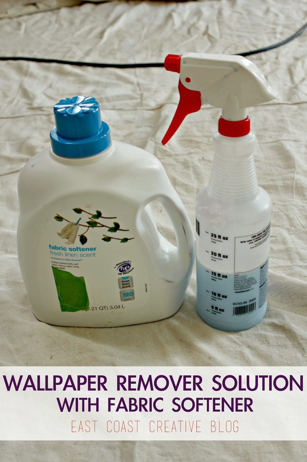 How to Remove Wallpaper the Easy Way   East Coast Creative Blog 1066x1600