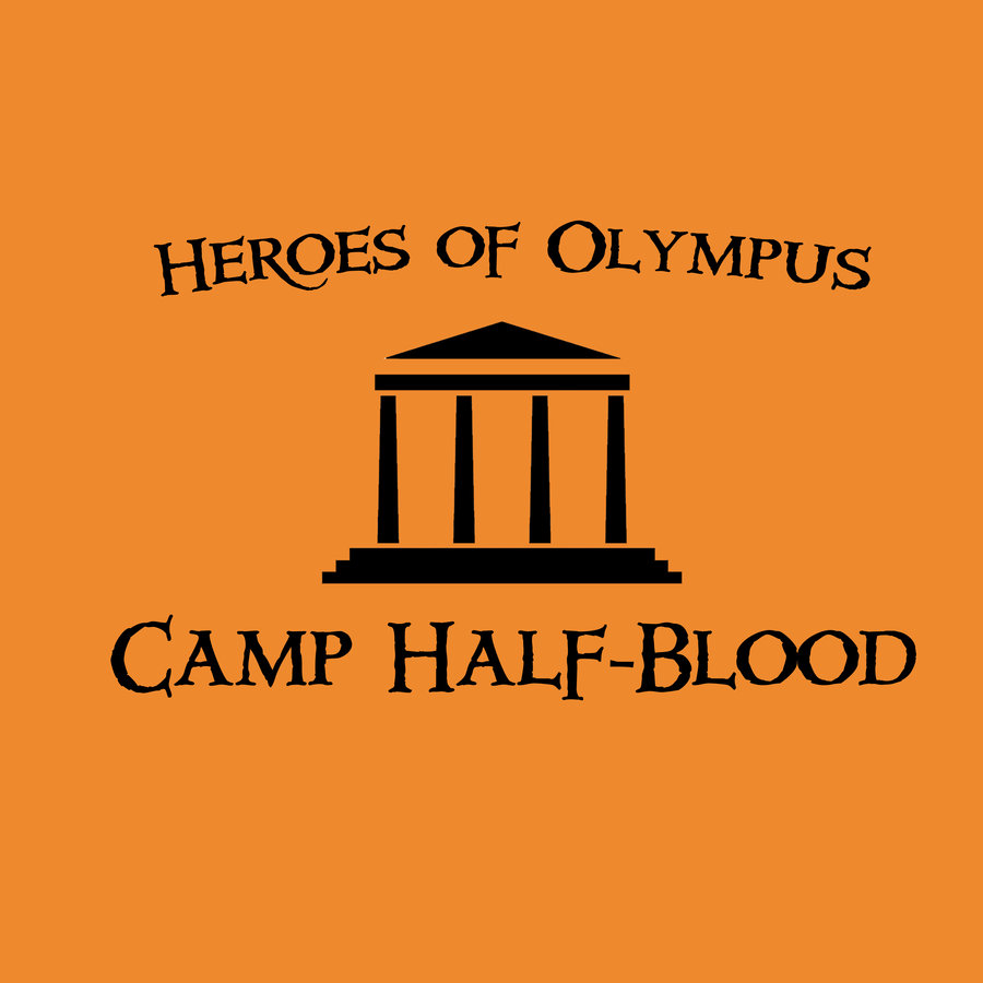Camp half blood shirt by iPompeu 900x900