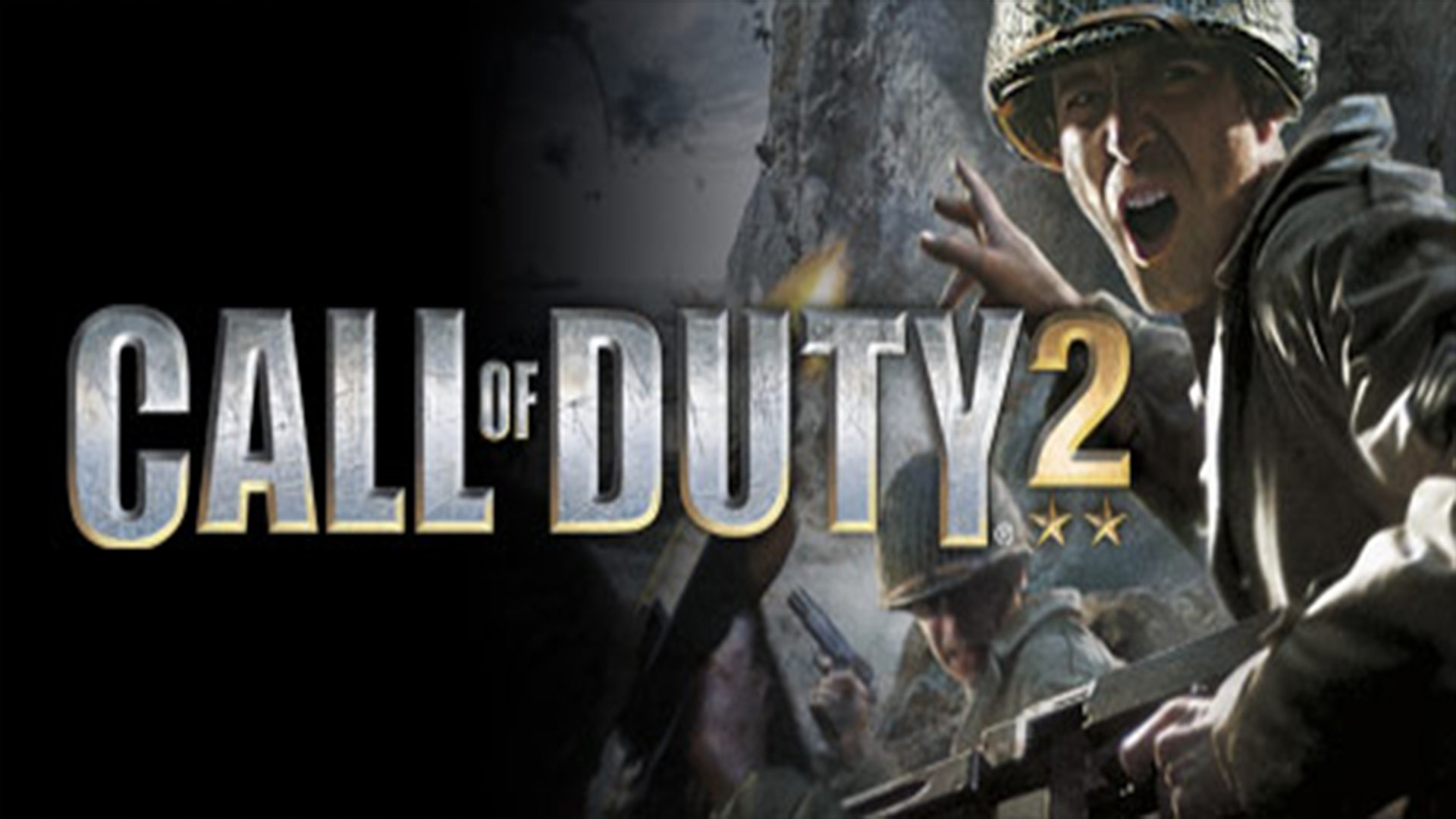 5 Call of Duty 2 HD Wallpapers Background Images 1920x1080