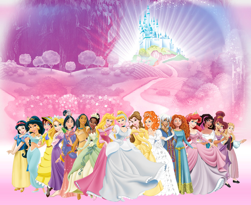 Disney Princess 1000x815