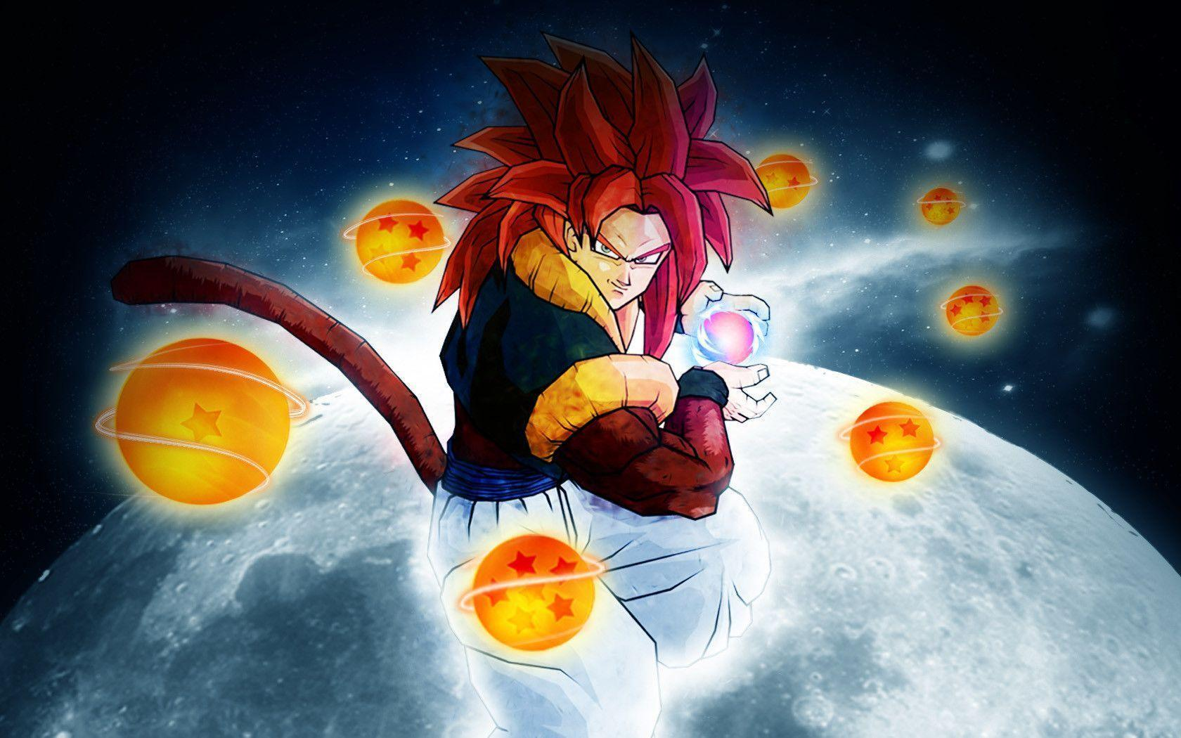 Dragon Ball GT HD Wallpapers 1680x1050