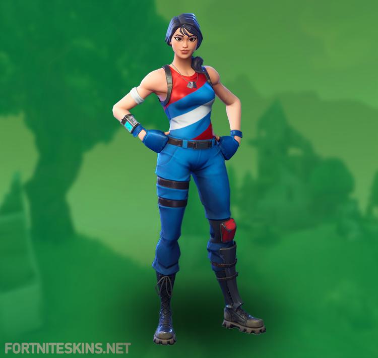 Fortnite Star Spangled Ranger Outfits   Fortnite Skins 750x710