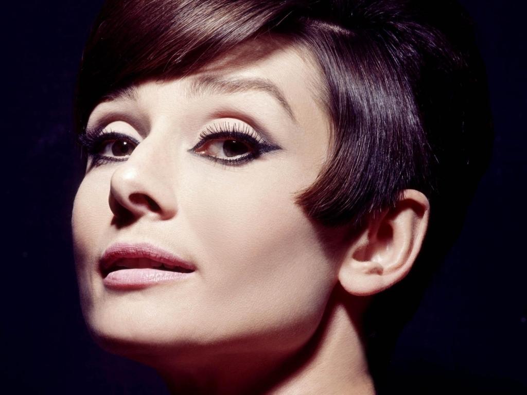 Audrey Hepburn Wallpaper   Classic Movies Wallpaper 6627057 1024x768